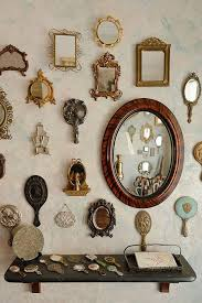 mirrors ideas for home vintage