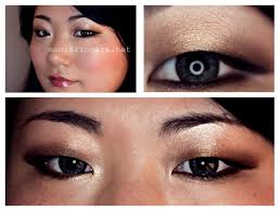 big eye makeup tips cat eye makeup