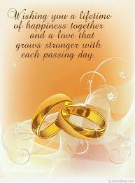 marriage wishes to friend quotes