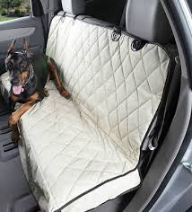 4knines rear bench seat cover with