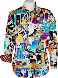 Exclusive Limited Edition Gil Sport Shirt by Robert Graham