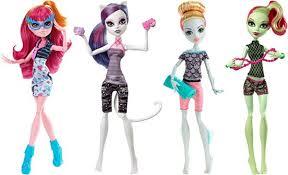 monster high dolls on lowest