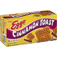 eggo waffles cinnamon toast foodtown