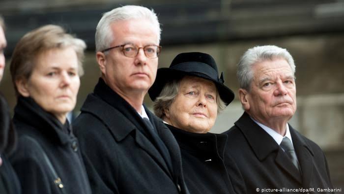 Son Of Former German President Stabbed
