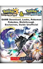 Pokemon Ultra Sun and Ultra Moon Game Guide Unofficial #, #spon, #Moon, # Game, #Guide, #Sun #Ad | Download games, Game guide, No man's sky game