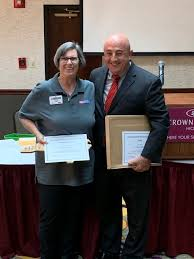 2019 NCCEAPA Distinguished Service Awards State Recipient Ivy Olson | NC  State Extension