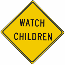 Buy Watch Children Road Signs Usa Traffic Signs