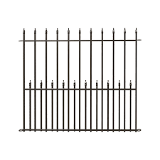 Peak 1200mm No Dig Sheffield Fence Panel Fence Panels Fence Fence Post