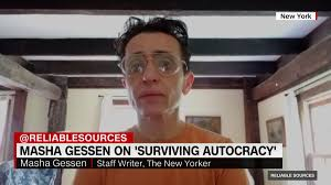 Masha Gessen on Trump's doublespeak and 'Surviving Autocracy' - CNN Video