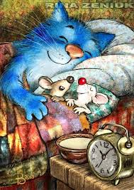 Pin by Wendi Martin on Blue cats (With images) | Whimsical cats ...
