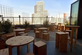 kimoto rooftop beer garden now open in