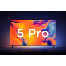Tivi Xiaomi TV5 Pro 65 Inch QLED 8K Tràn Viền Siêu Mỏng