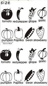Vegetables Vegetable Pumpkin Tomato Garlic Vinyl Wall Decal Sticker Kitchen Living Bed Room Baby Roo On Luulla
