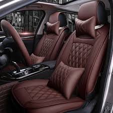 pu leather car seat covers for lexus