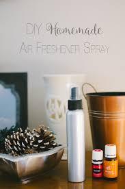 homemade air freshener spray