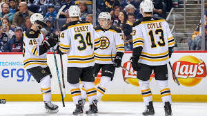 Bruins Assign Paul Carey To Providence