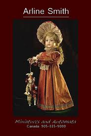doll and punchinello card | Copy of a Victorian automaton. T… | Flickr