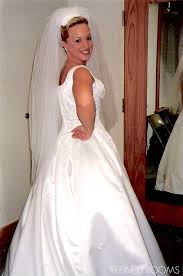 is it time to donate your wedding dress