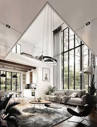 modern houses interior
