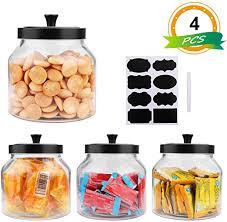 com 70oz 2quart glass jars