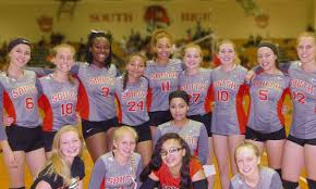 Minneapolis South tiger Volleyball – Leaving EVERYTHING on the Court!