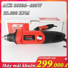 Máy mài cầm tay Acz 66606 , máy mài khuôn 400w hàng công ty,máy mài mini  bảo hành 3 tháng, may khoan cat mini hàng công ty