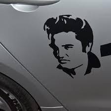 Stitch And Elvis Vinyl Decal Etsy