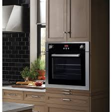 convection electric single wall oven