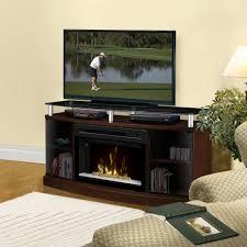 windham mocha electric fireplace media
