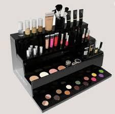 makeup mac cosmetic display stand id