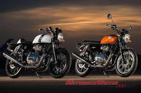royal enfield tipped to axe continental