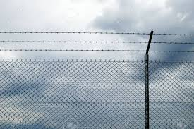 Cyclone Wire Fence Stock Photo Picture And Royalty Free Image Image 2237579