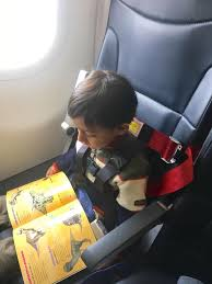 toddler airplane harness