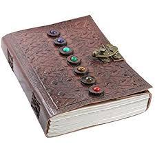 com leather book of shadows