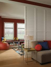 Playroom With Sliding Room Divider Contemporary Kids Atlanta By Eclipse Shutters