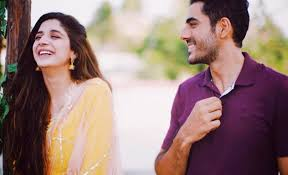 "Mawra Hocane and Adeel Hussain Couple Up For ""Daasi"" - Lens"