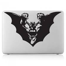 Batman Dark Knight Laptop Macbook Vinyl Decal Sticker