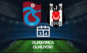 Trabzonspor 3-4 Beşiktaş maç özeti golleri