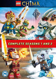 Amazon.com: LEGO Legends Of Chima Collection [DVD] [2015]: Movies & TV