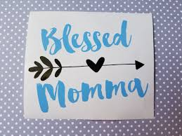 Blessed Momma Decal Mama Decal Mom Decal Country Girl Decal Country Mom Coffee Cup Decal Car Decal Iph Country Girl Decal Girl Decals Iphone Decal