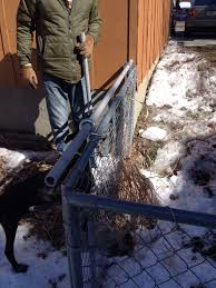 Pin By Mo Perry On For The Home Dog Proof Fence Diy Dog Stuff Coyote Rollers