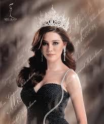 "Miss Grand Thailand 2020 บน Instagram: ""สตางค์ ศศิปภา ปภณธีร์ธนาภูมิ  #มิสแกรนด์ขอนแก่น2020 #MissGrandThailand #นับจากนี้ทุกพื้นที่มีแต่แกรนด์  #เวทีอันดับ1ของปร… ในปี 2020"