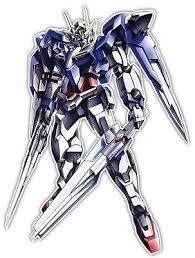 Mobile Suit Gundam 00 Anime Car Window Decal Vinyl Sticker 001 Anime Stickery Online