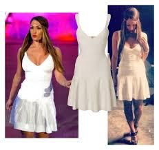 nikki bella s dress from smackdown