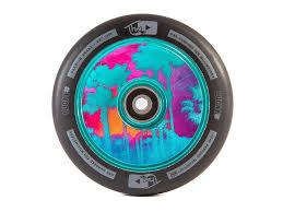 lucky tanner fox signature wheel blue