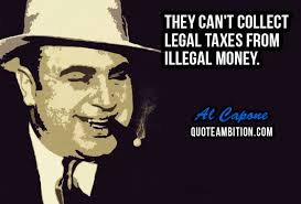 famous al capone quotes and sayings