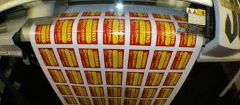 Full Color Printing Of Vinyl Decal Stickers For Small Businesses Visigraph