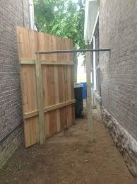 Secret Door That Looks Like An 8 Fence Secret Door Hiding Places Gazebo On Deck
