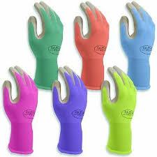 atlas nitrile touch garden glove