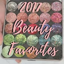 buzzbeeuty 2017 beauty favorites